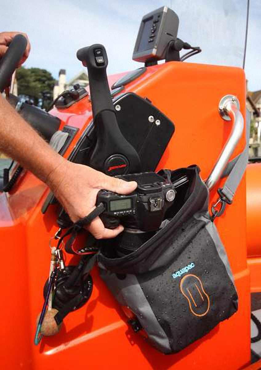 Водонепроницаемый чехол для фотоаппарата - Aquapac 022. Aquapac - №1 в мире водонепроницаемых чехлов и сумок. Фото 8