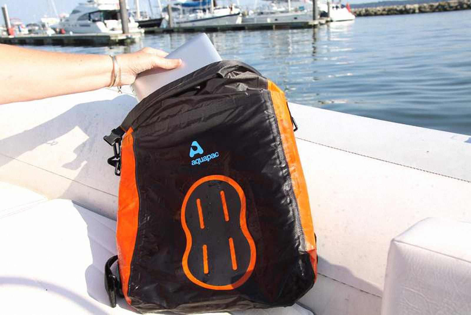 Водонепроницаемая сумка Aquapac 025 - Stormproof Padded Dry Bag.. Aquapac - №1 в мире водонепроницаемых чехлов и сумок. Фото 8