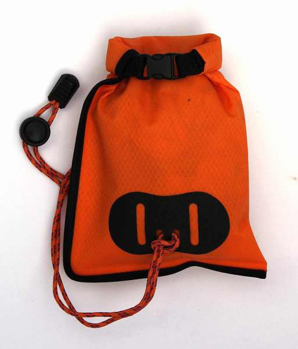Водонепроницаемый гермомешок Aquapac 036 - Small Stormproof Pouch Orange.. Aquapac - №1 в мире водонепроницаемых чехлов и сумок. Фото 1