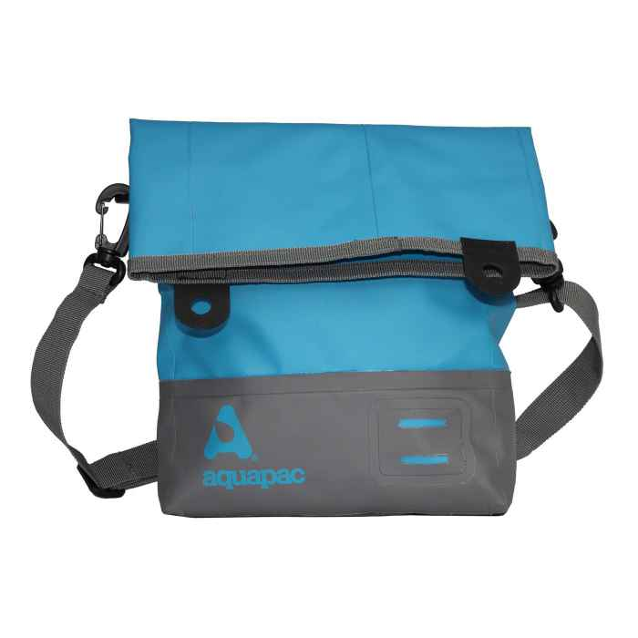 Брызгозащитная сумка Aquapac 052 - TrailProof™ Tote Bag – Small (Cool Blue)