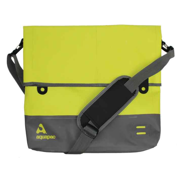 Брызгозащитная сумка Aquapac 053 - TrailProof™ Tote Bag – Large (Acid Green)