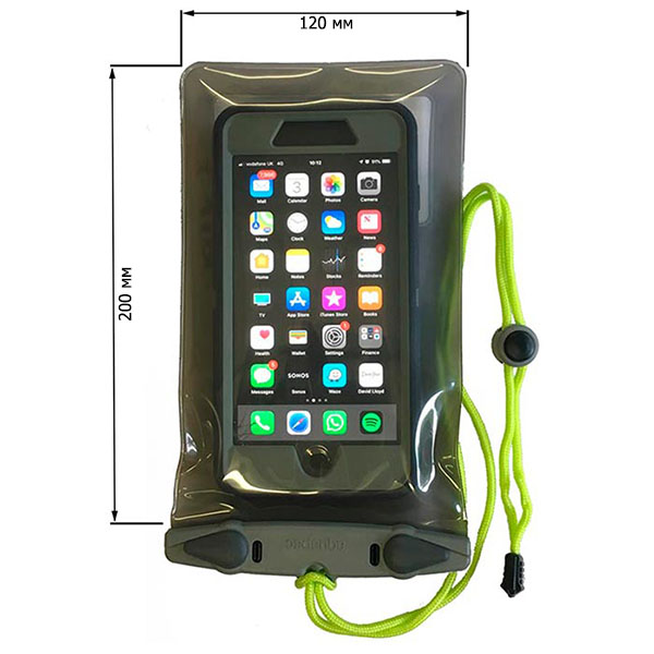 Водонепроницаемый чехол Aquapac 368 Waterproof Phone Case - PlusPlus size
