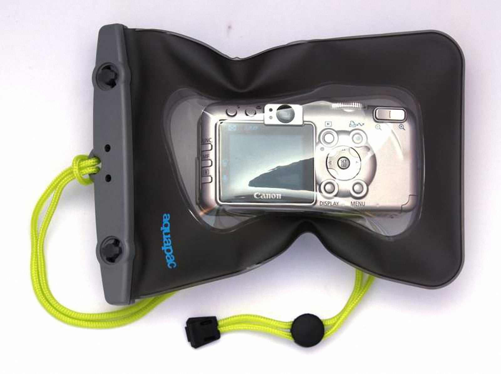 Водонепроницаемый чехол для фотоаппарата - Aquapac 418. Aquapac - №1 в мире водонепроницаемых чехлов и сумок. Фото 2