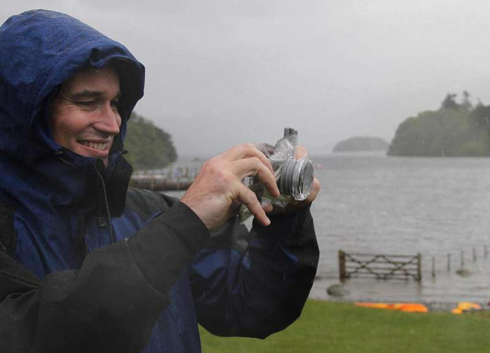 Водонепроницаемый чехол для фотоаппарата - Aquapac 428. Aquapac - №1 в мире водонепроницаемых чехлов и сумок. Фото 3