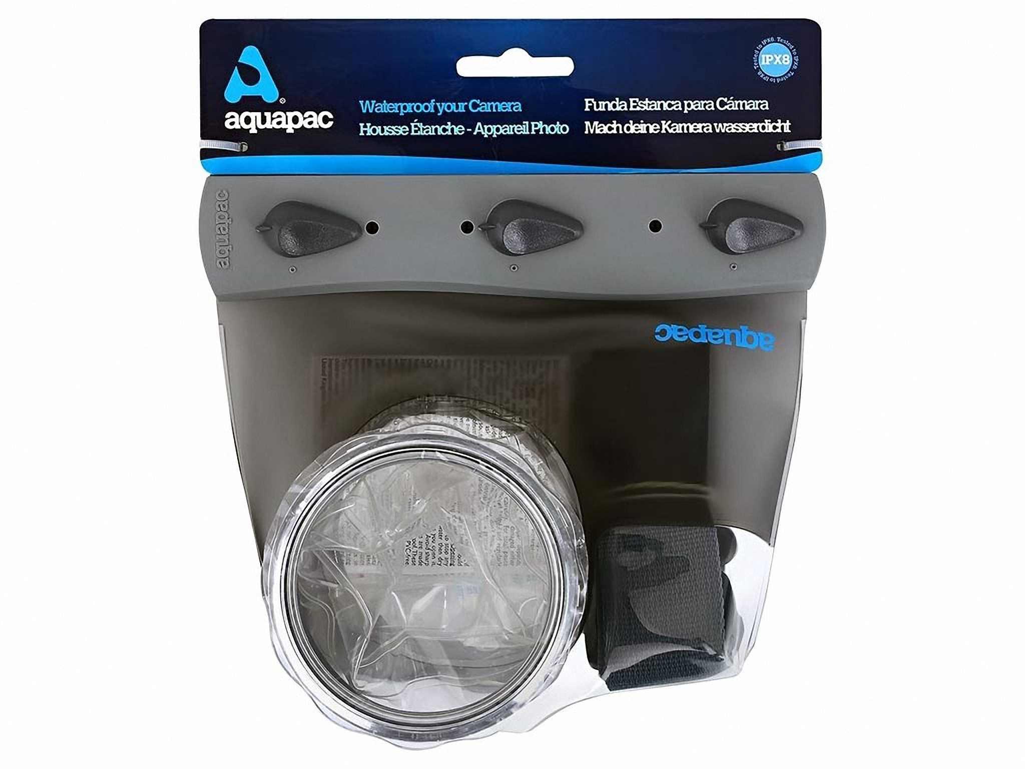Водонепроницаемый чехол для фотоаппарата - Aquapac 451. Aquapac - №1 в мире водонепроницаемых чехлов и сумок. Фото 5
