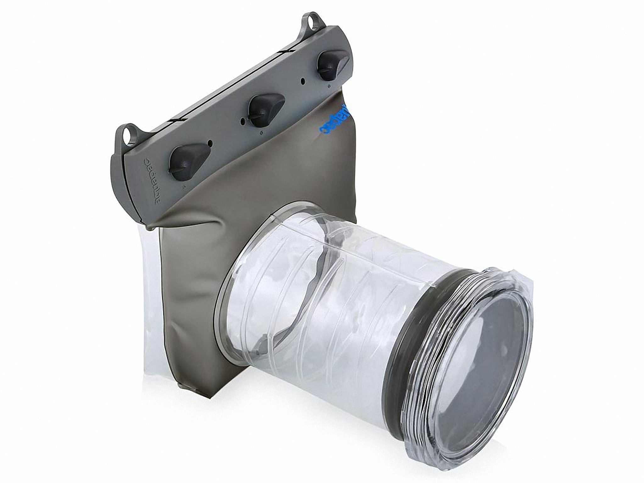 Водонепроницаемый чехол для фотоаппарата - Aquapac 451. Aquapac - №1 в мире водонепроницаемых чехлов и сумок. Фото 6
