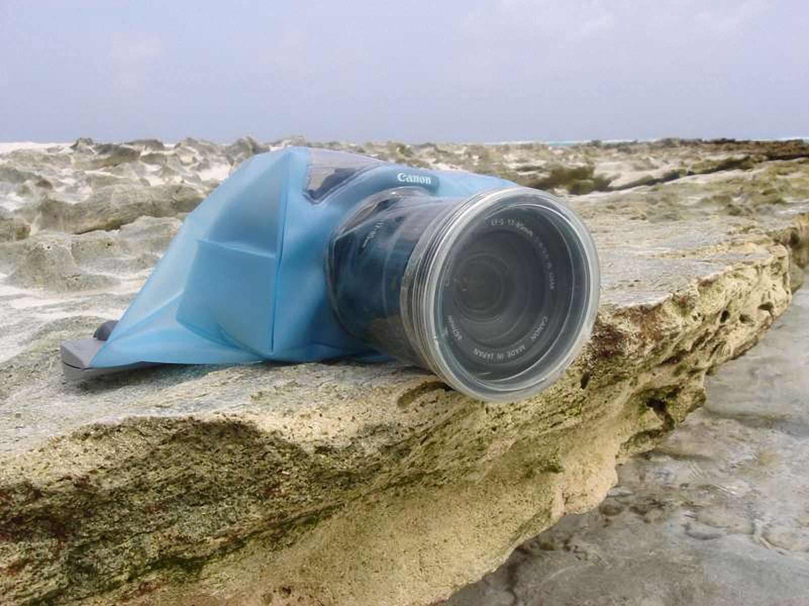 Водонепроницаемый чехол для фотоаппарата - Aquapac 458. Aquapac - №1 в мире водонепроницаемых чехлов и сумок. Фото 6