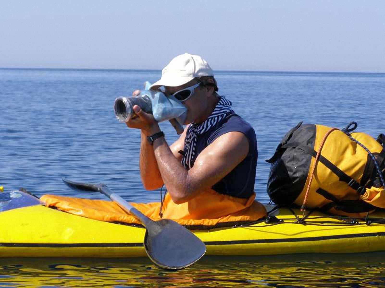Водонепроницаемый чехол для фотоаппарата - Aquapac 458. Aquapac - №1 в мире водонепроницаемых чехлов и сумок. Фото 8