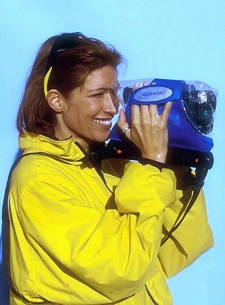 Водонепроницаемый чехол Aquapac 461 - Barrel camcoder Case.. Aquapac - №1 в мире водонепроницаемых чехлов и сумок. Фото 3