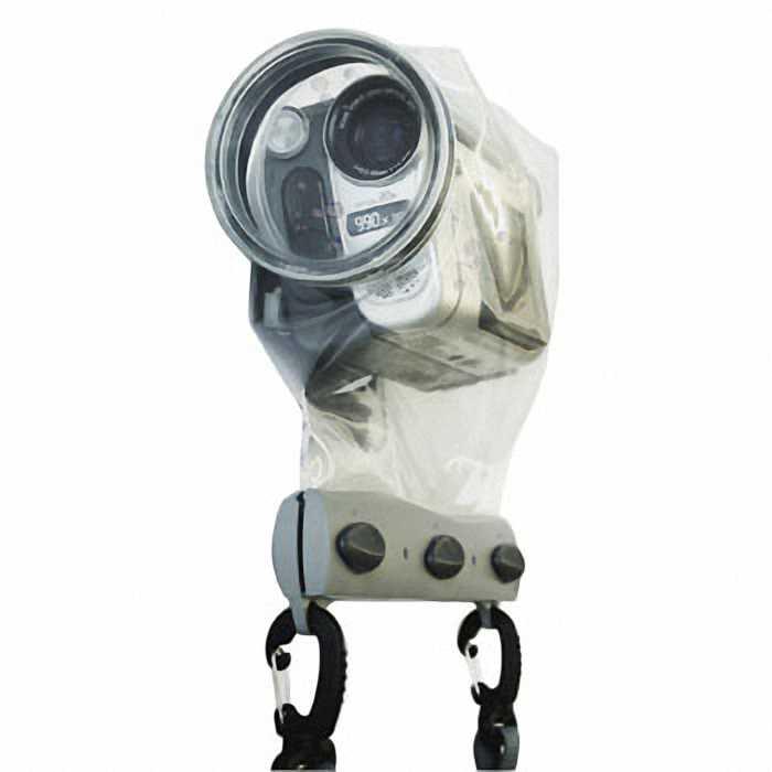 Водонепроницаемый чехол Aquapac 465 - Camcoder Case (Cool Grey)