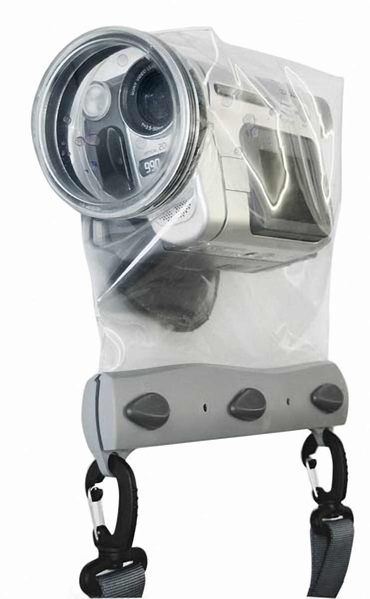 Водонепроницаемый чехол Aquapac 465 - Camcoder Case.. Aquapac - №1 в мире водонепроницаемых чехлов и сумок. Фото 3