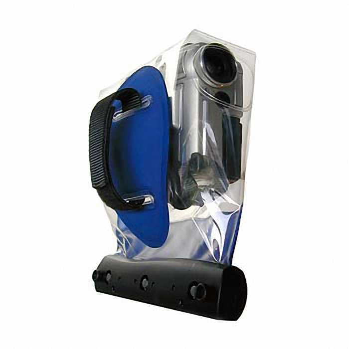 Водонепроницаемый чехол Aquapac 471 - Palm Camcoder Case (Blue)