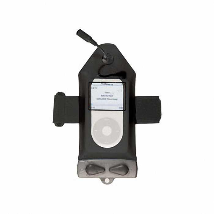 Водонепроницаемый чехол с креплением на руку Aquapac 518 - Connected Electronics Case (Cool Grey)