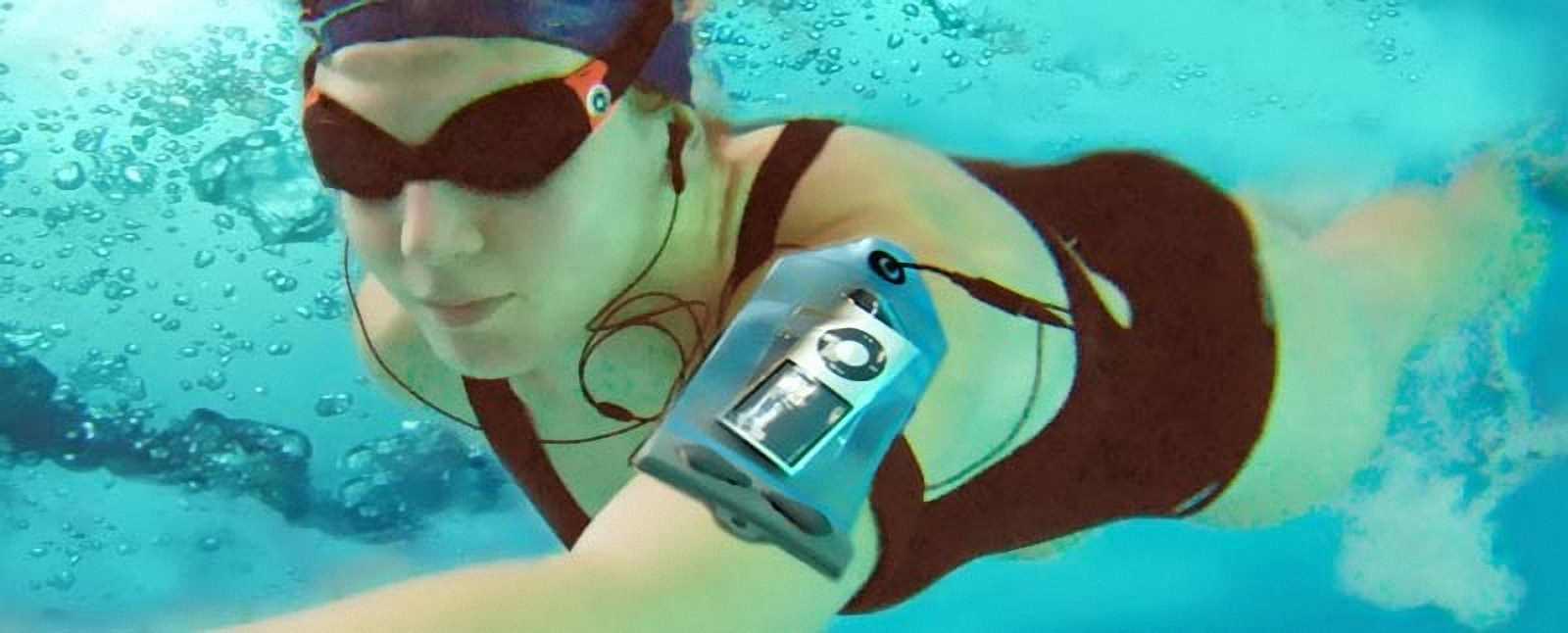 Водонепроницаемый чехол Aquapac 518 - Connected Electronics Case.. Aquapac - №1 в мире водонепроницаемых чехлов и сумок. Фото 4