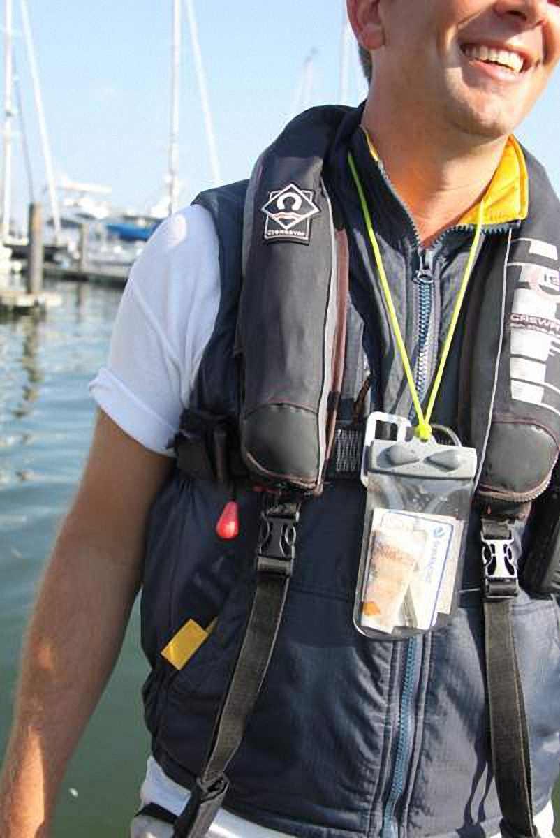 Водонепроницаемый чехол для документов - Aquapac 608. Aquapac - №1 в мире водонепроницаемых чехлов и сумок. Фото 4