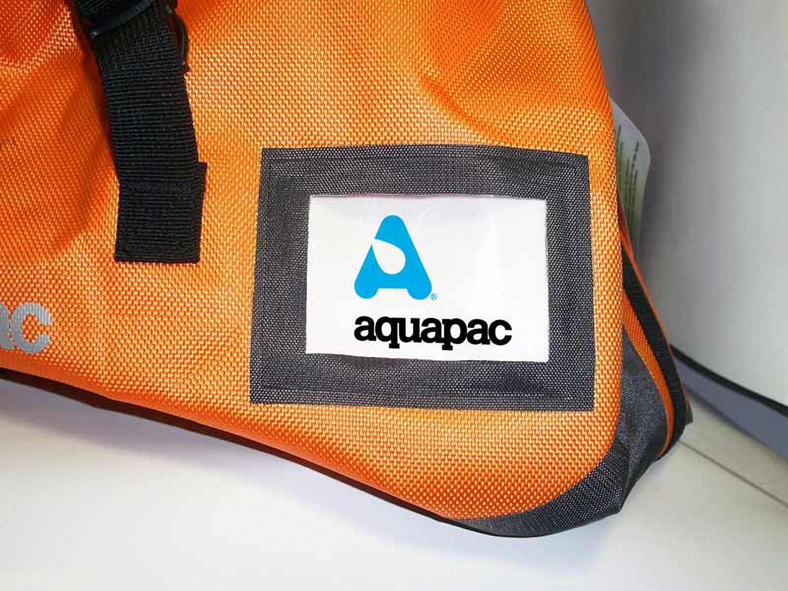 Водонепроницаемая сумка-рюкзак Aquapac 701 - Upano Waterproof Duffel - 40L.. Aquapac - №1 в мире водонепроницаемых чехлов и сумок. Фото 4