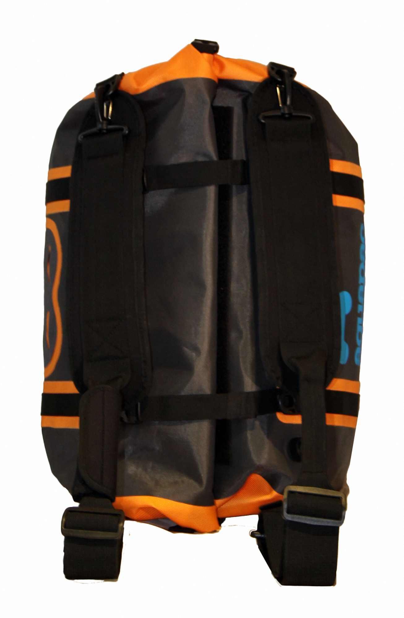 Водонепроницаемая сумка-рюкзак Aquapac 701 - Upano Waterproof Duffel - 40L.. Aquapac - №1 в мире водонепроницаемых чехлов и сумок. Фото 8