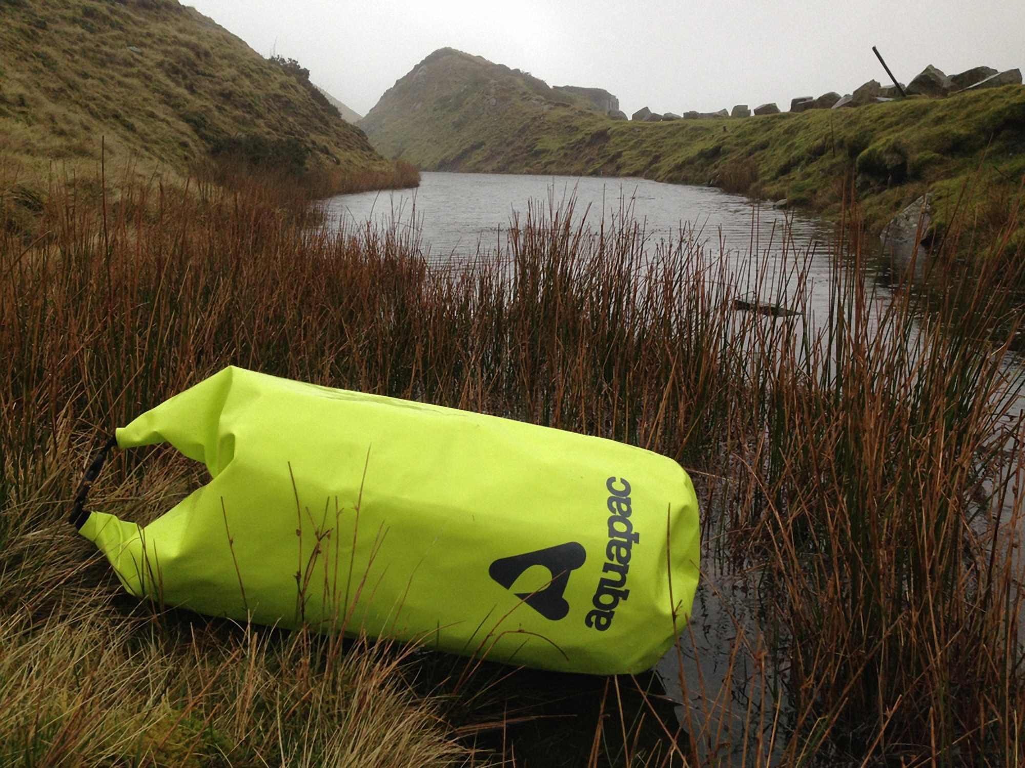 Водонепроницаемый гермомешок Aquapac 717 - TrailProof  Drybags - 70L.. Aquapac - №1 в мире водонепроницаемых чехлов и сумок. Фото 3