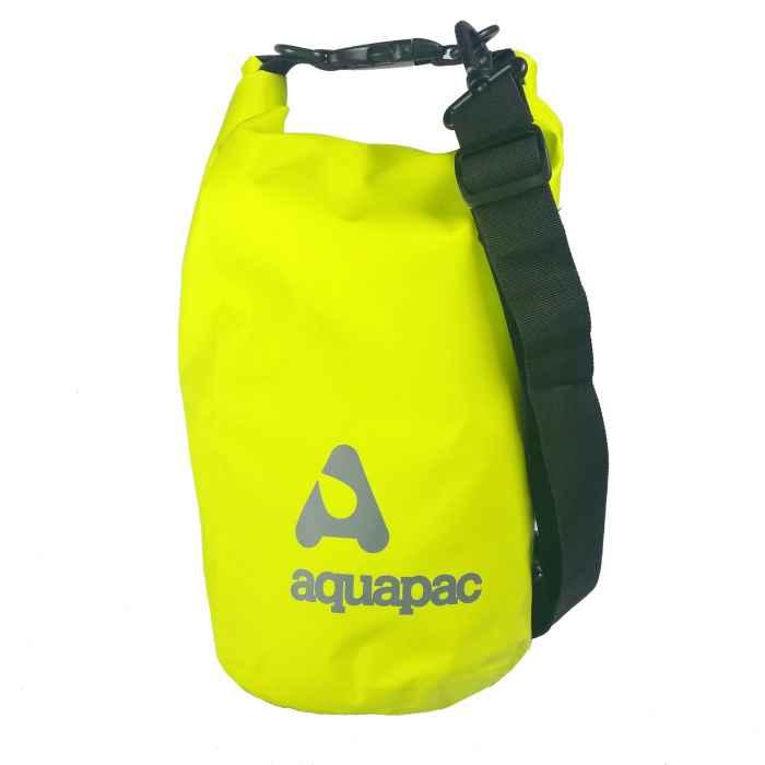 Водонепроницаемый гермомешок (с плечевым ремнем) Aquapac 731 - TrailProof™ Drybag – 7L with shoulder strap.