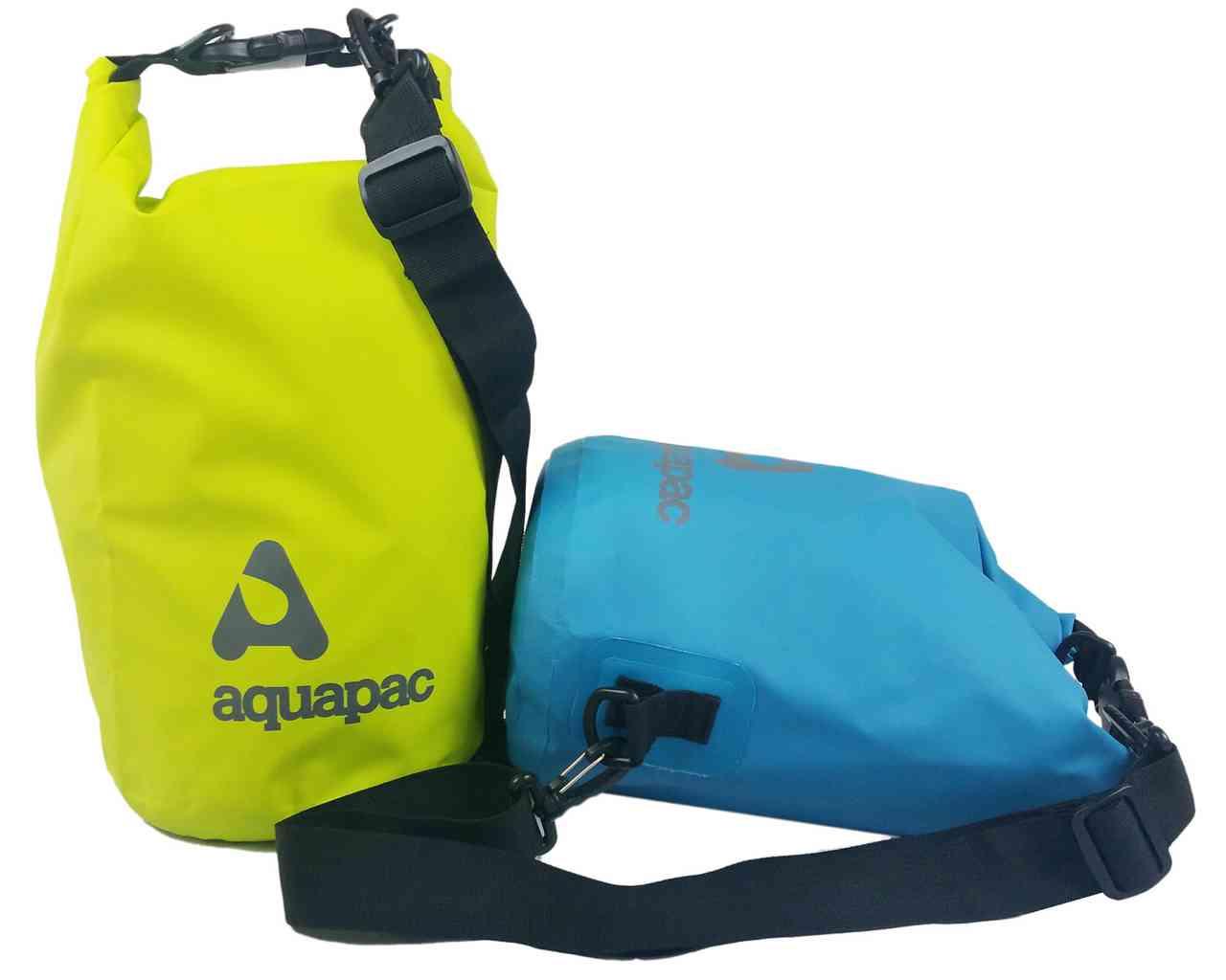 Водонепроницаемый гермомешок (с плечевым ремнем) Aquapac 732 - TrailProof™ Drybag – 7L with shoulder strap.. Aquapac - №1 в мире водонепроницаемых чехлов и сумок. Фото 1
