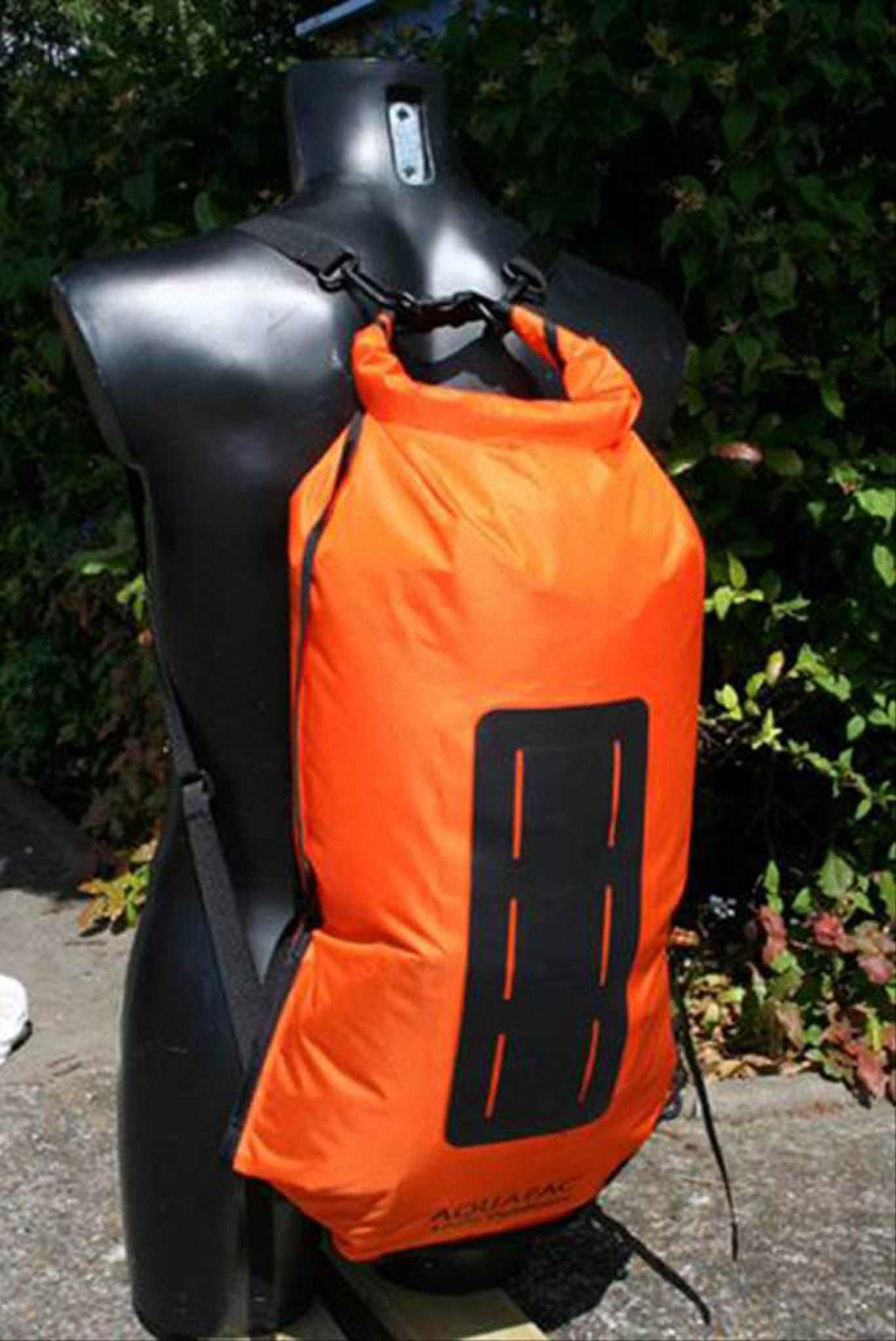 Водонепроницаемый гермомешок-рюкзак (с двумя плечевыми ремнями) Aquapac 771 - Noatak Wet & Drybag - 25L.. Aquapac - №1 в мире водонепроницаемых чехлов и сумок. Фото 2