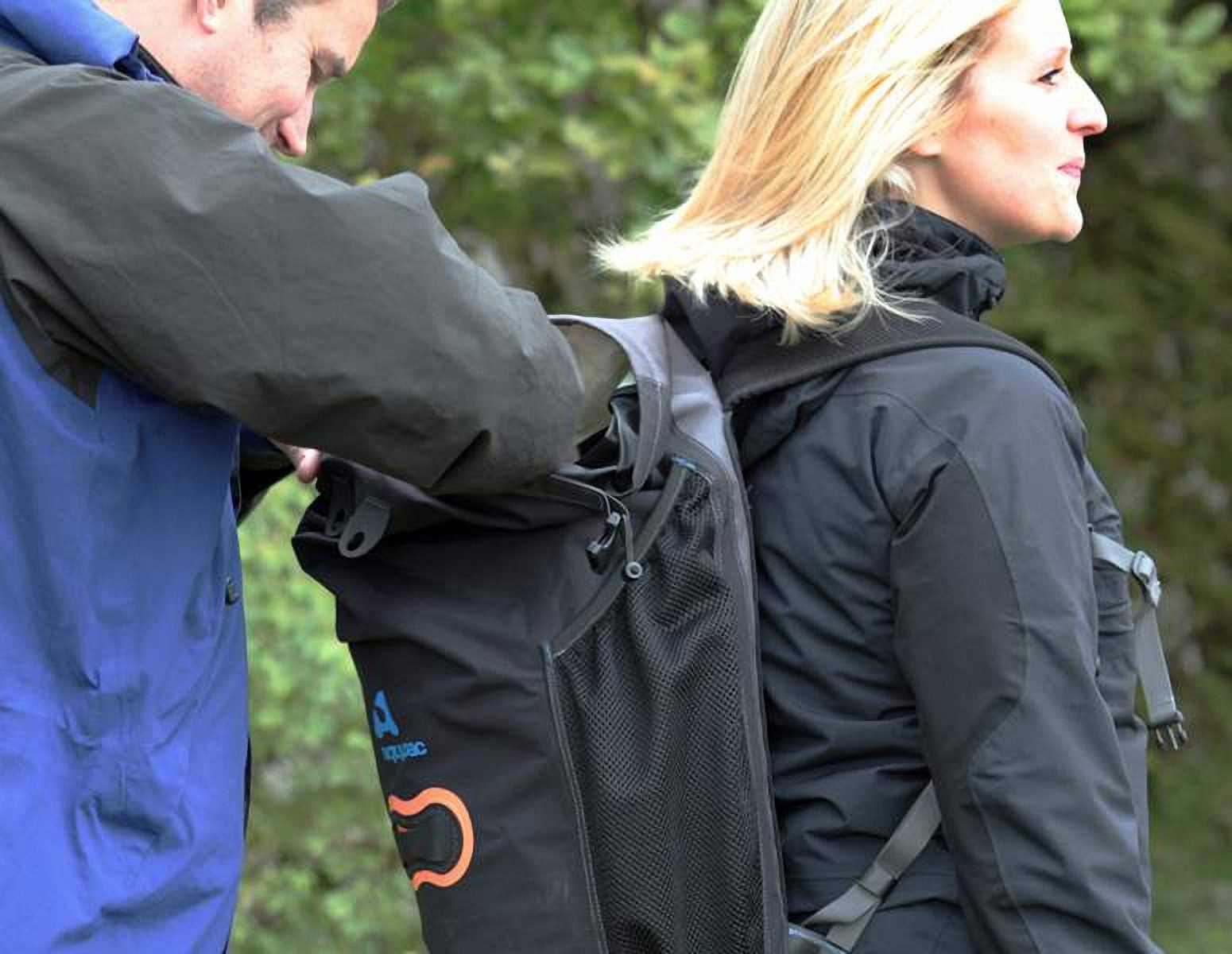 Водонепроницаемый рюкзак Aquapac 787 - Wet & Dry Backpack - 15L.. Aquapac - №1 в мире водонепроницаемых чехлов и сумок. Фото 4
