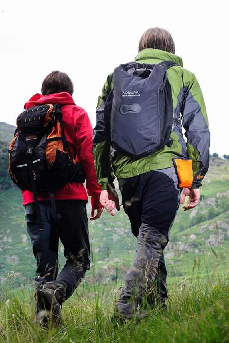 Водонепроницаемый рюкзак Aquapac 787 - Wet & Dry Backpack - 15L.. Aquapac - №1 в мире водонепроницаемых чехлов и сумок. Фото 6