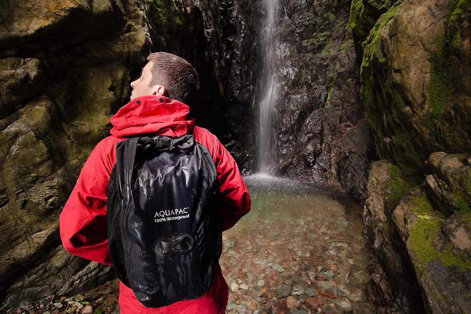 Водонепроницаемый рюкзак Aquapac 787 - Wet & Dry Backpack - 15L.. Aquapac - №1 в мире водонепроницаемых чехлов и сумок. Фото 8