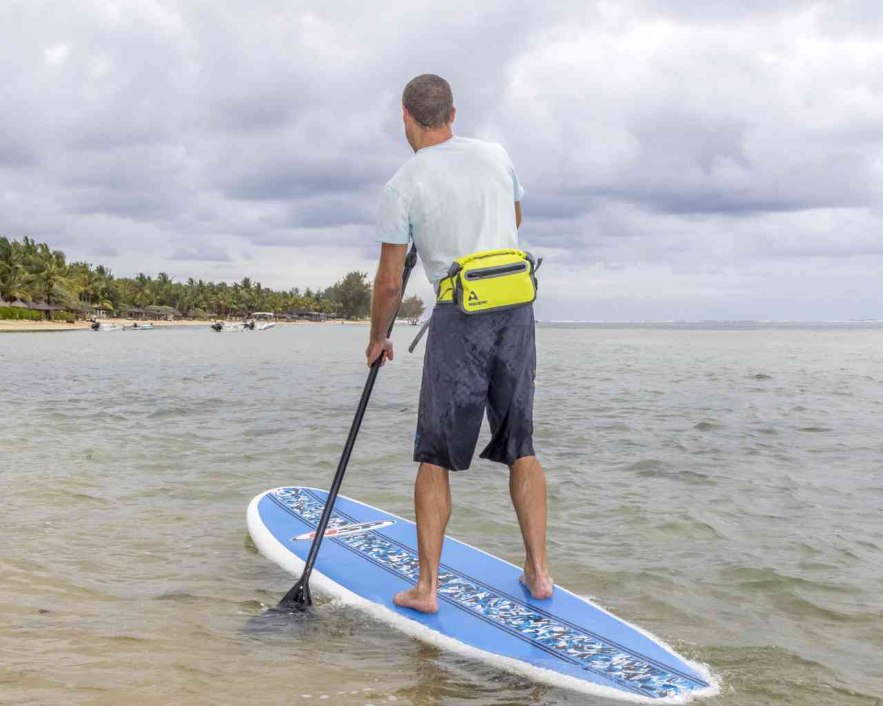 Водонепроницаемый чехол для документов - Aquapac 821. Aquapac - №1 в мире водонепроницаемых чехлов и сумок. Фото 11