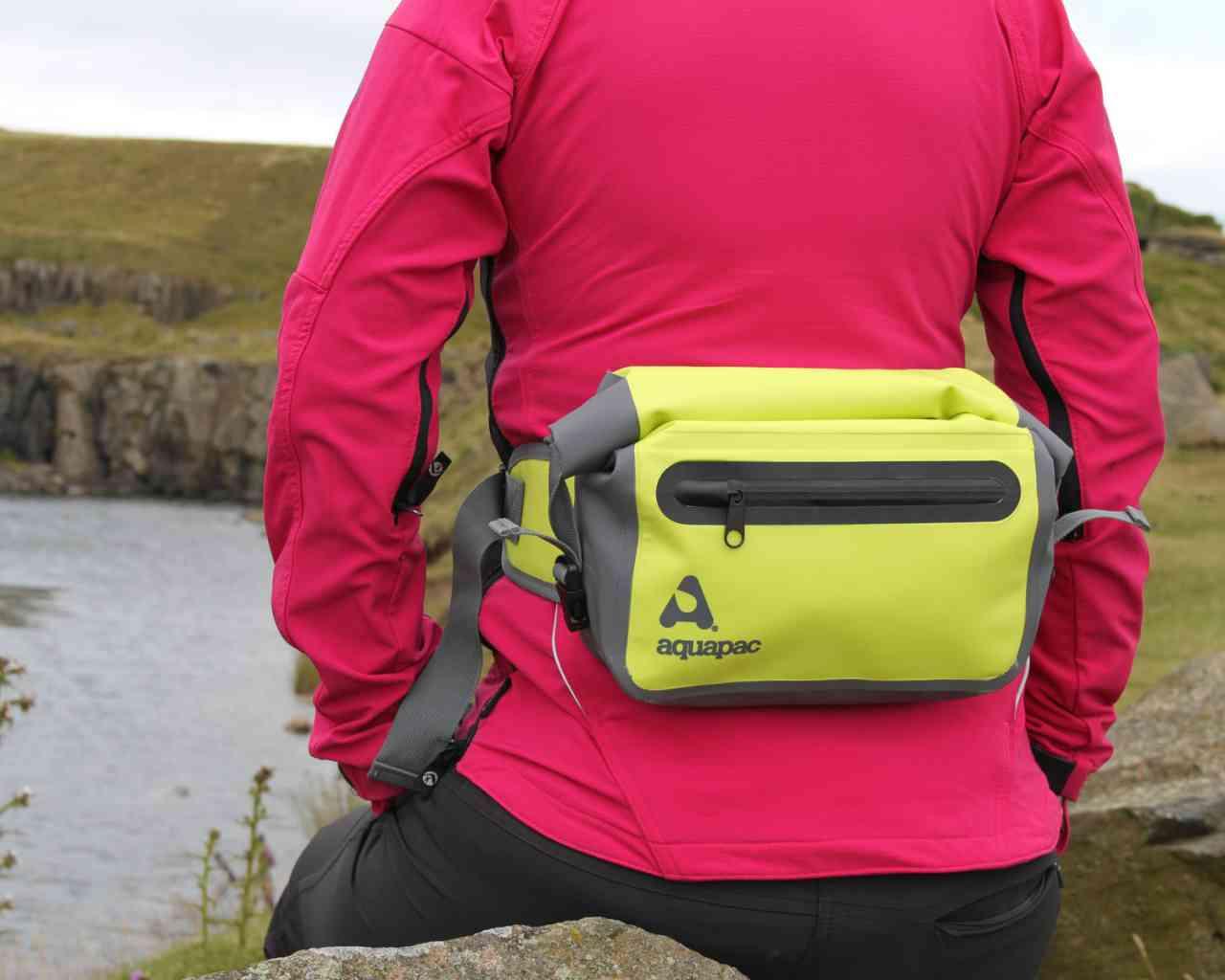 Водонепроницаемый чехол для документов - Aquapac 821. Aquapac - №1 в мире водонепроницаемых чехлов и сумок. Фото 5