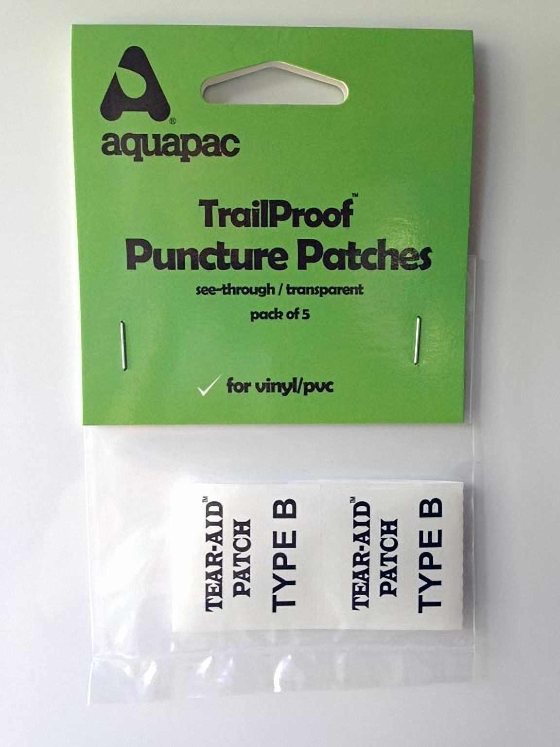 Ремкомплект Aquapac 901 - TrailProof - Puncture Patches.. Aquapac - №1 в мире водонепроницаемых чехлов и сумок. Фото 1