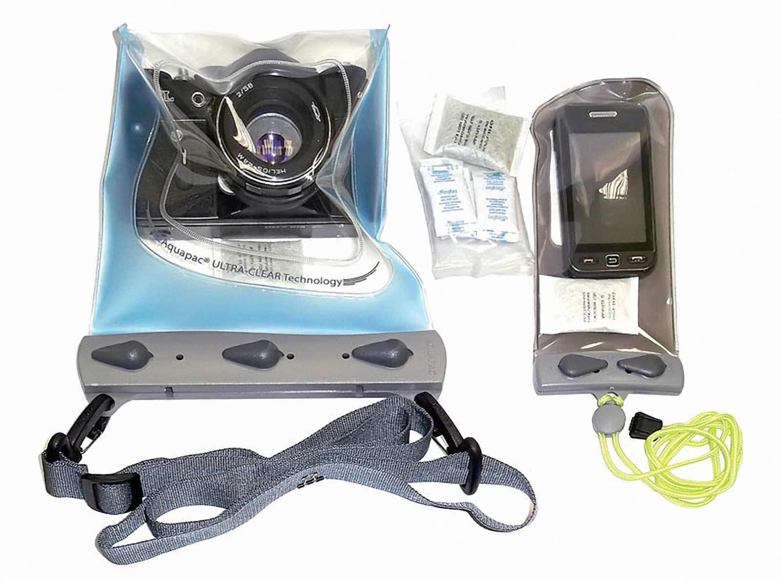 Силикагель Aquapac 905 - Silica Gel.. Aquapac - №1 в мире водонепроницаемых чехлов и сумок. Фото 2