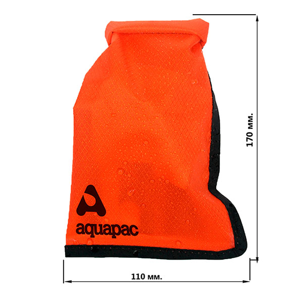 Водонепроницаемый чехол Aquapac 036 - Small Stormproof Pouch (Orange)