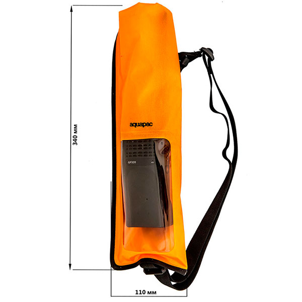 Водонепроницаемый чехол Aquapac 214 - Stormproof VHF Case (Orange)