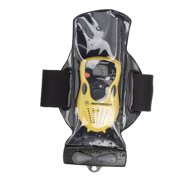 Водонепроницаемый чехол с креплением на руку Aquapac 216 - Small Armband Case (Black)