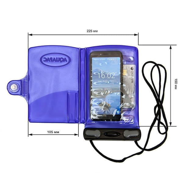 Водонепроницаемый чехол Aquapac 351 - PDA case.