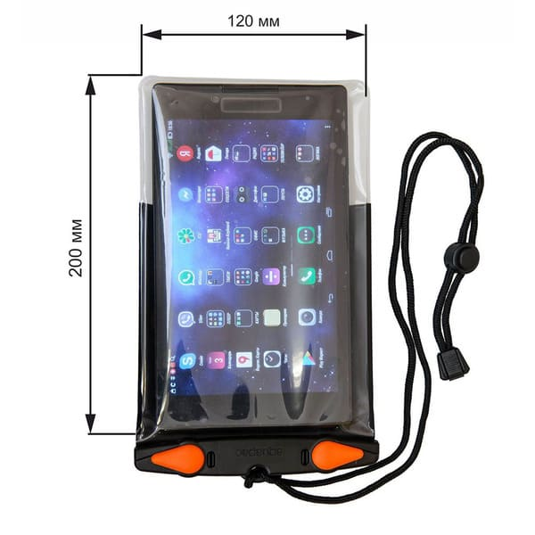 Водонепроницаемый чехол Aquapac 367 PRO - Extreme PRO Phone Case Plus Plus.