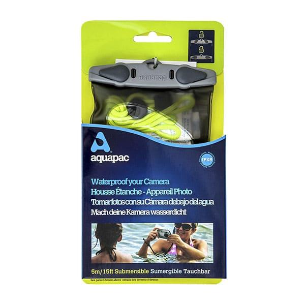 Водонепроницаемый чехол Aquapac 408 - Mini Camera Case (Grey)