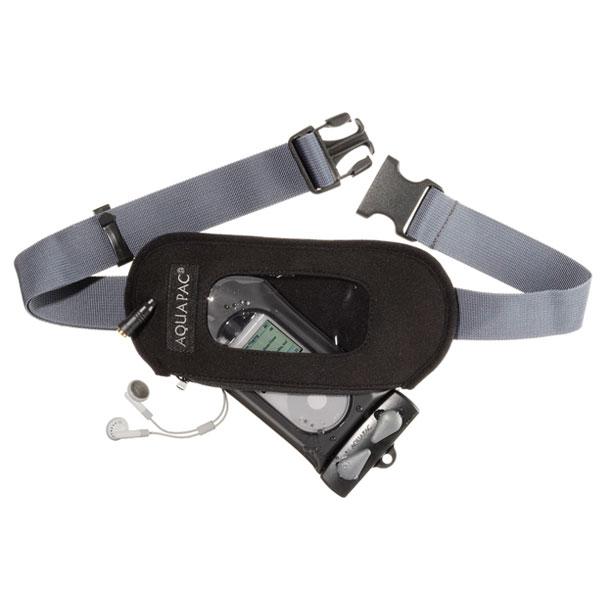 Универсальная сумка для размещения чехлов на поясе, Aquapac 512 Connected Electronics (Black)