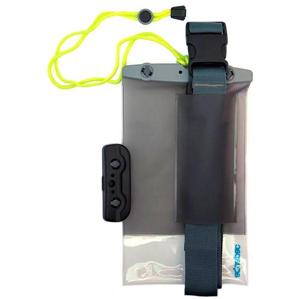 Водонепроницаемый чехол Aquapac 558 - Connected Electronics Case (Cool Grey)