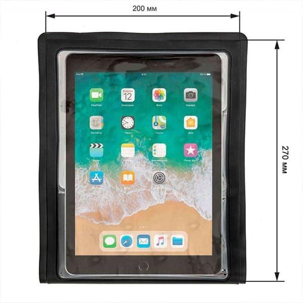Водонепроницаемый чехол Aquapac 660 - Rugged Waterproof iPad Case.