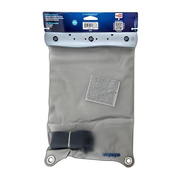 Водонепроницаемый чехол Aquapac 668 - Large Electronics Case (Grey)