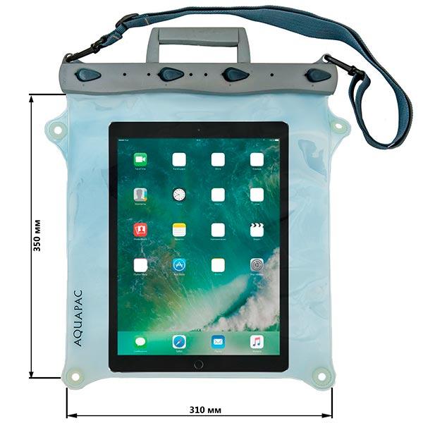 Водонепроницаемая сумка Aquapac 674 - Jambo Whanganui Case (Light Blue)