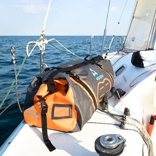 Водонепроницаемая сумка Aquapac 705 - Upano Waterproof Duffel - 90L