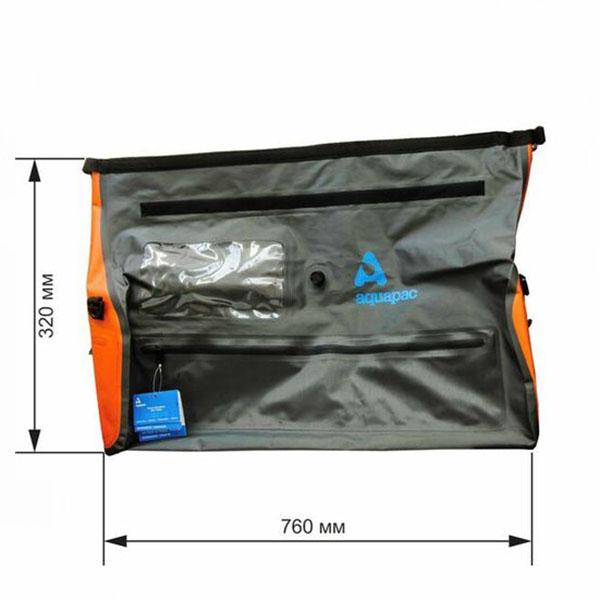 Водонепроницаемая сумка Aquapac 708  - Waterproof Expedition Duffle - 80L.