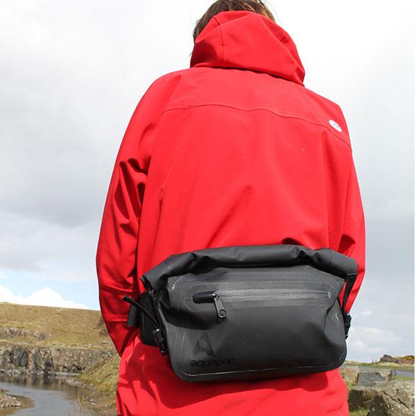 Водонепроницаемая поясная сумка Aquapac 823 - TrailProof™ Waist Pack.