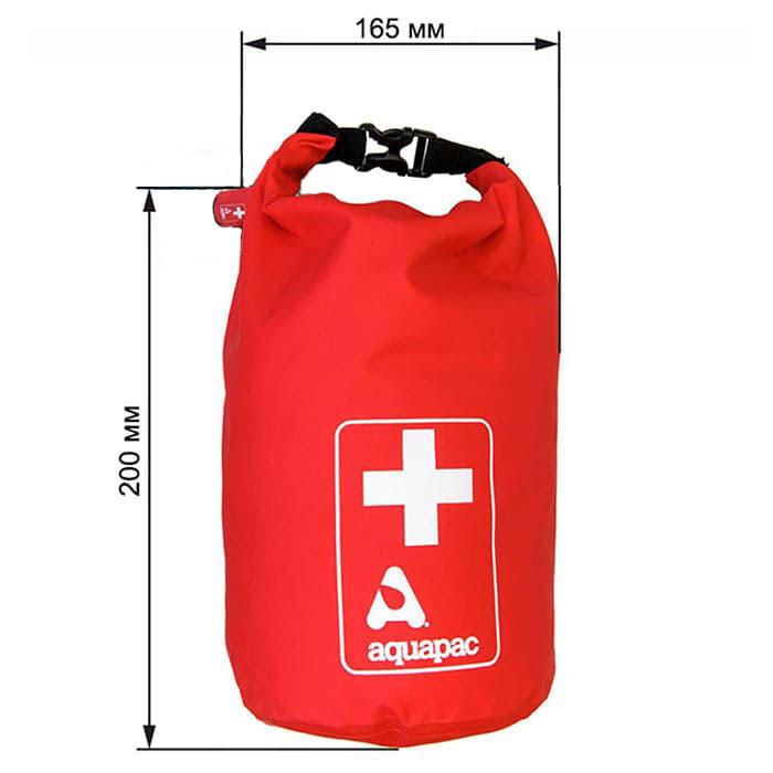 Водонепроницаемый гермомешок Aquapac 174 - Waterproof First Aid Kit Bag - 3L