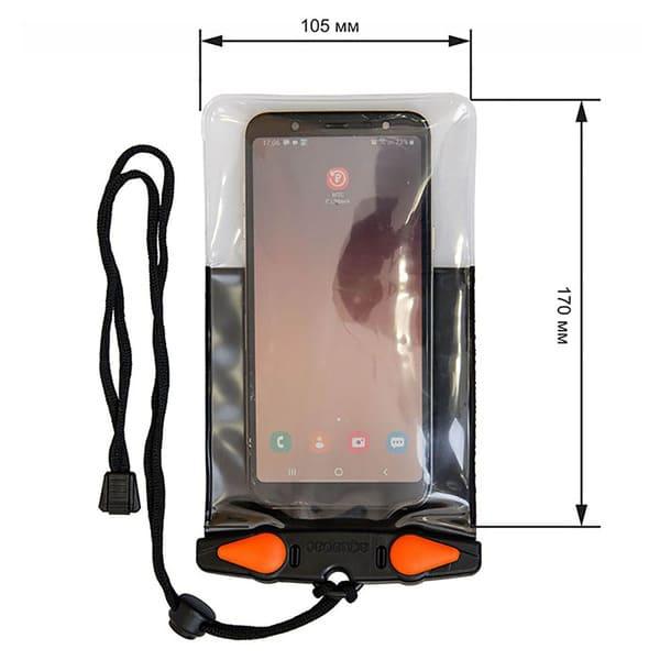 Водонепроницаемый чехол Aquapac 359 - Classic Phone Case - Large Size.