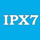IPX7- брызг, песка, грязи, сильного дождя. Предназначен для непродолжительного погружения.