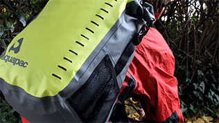 Bike Range of Waterproof Bags
